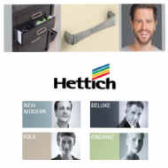 Hettich ProDecor Handle Range